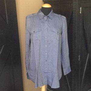 NWT Banana Republic Parker Button Down Shirt